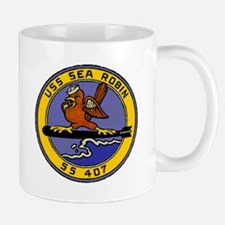 USS SEA ROBIN Small Small Mug