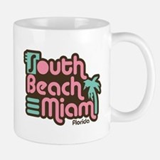 South Beach Miami Florida Mug