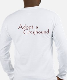 Celtic/Modern Greyhound LS T-Shirt