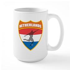 Netherlands World Cup Soccer Mug