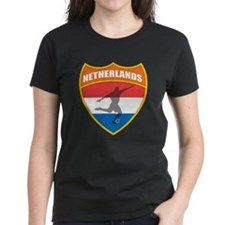 Netherlands World Cup Soccer Tee