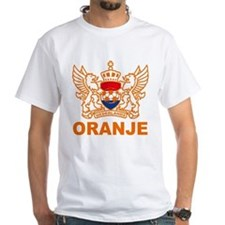 Netherlands World Cup Soccer Shirt