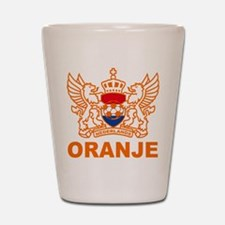 Netherlands World Cup Soccer Shot Glass