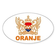 Netherlands World Cup Soccer Decal
