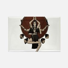 Kali Rectangle Magnet