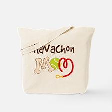 Havachon Dog Mom Tote Bag