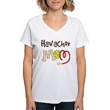 Havachon Dog Mom Shirt