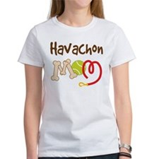 Havachon Dog Mom Tee