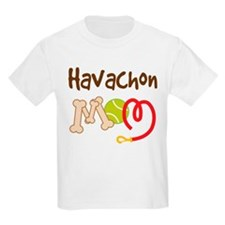 Havachon Dog Mom T-Shirt