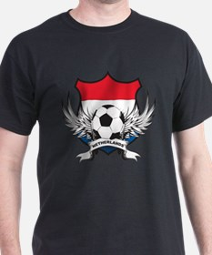 Netherlands World Cup Soccer T-Shirt