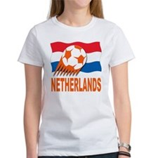 Netherlands World Cup Soccer Tee