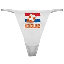 Netherlands World Cup Soccer Classic Thong