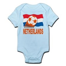 Netherlands World Cup Soccer Infant Bodysuit
