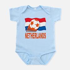 Netherlands World Cup Soccer Infant Bodysuit