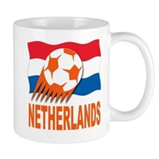 Netherlands World Cup Soccer Mug