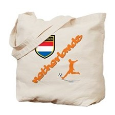 Netherlands World Cup Soccer Tote Bag