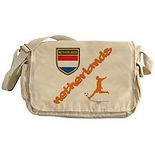 Netherlands World Cup Soccer Messenger Bag