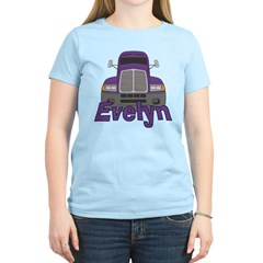 Trucker Evelyn T-Shirt