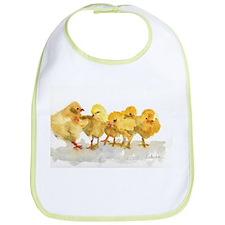 Baby Chicks Bib