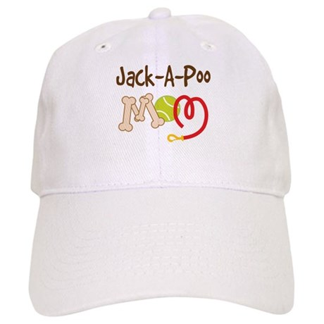 Jack-A-Poo Dog Mom Cap