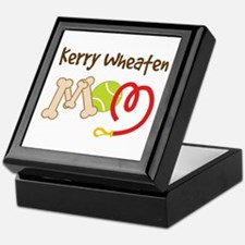 Kerry Wheaten Dog Mom Keepsake Box