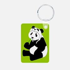 Panda Hat Keychains