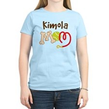 Kimola Dog Mom T-Shirt