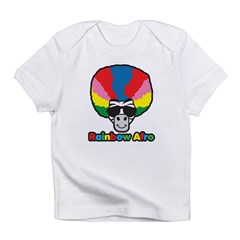 Rainbow Afro Infant T-Shirt