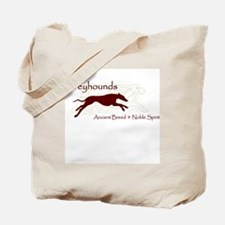 Celtic/Modern Greyhound Tote Bag