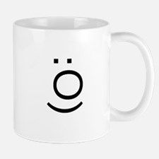 Smile Emoticon Mug
