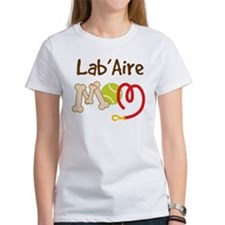Lab'Aire Dog Mom Tee