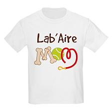 Lab'Aire Dog Mom T-Shirt