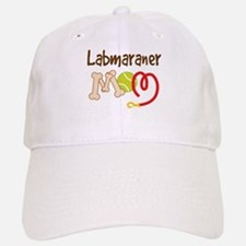 Labmaraner Dog Mom Baseball Baseball Cap