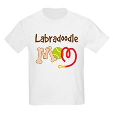 Labradoodle Dog Mom T-Shirt