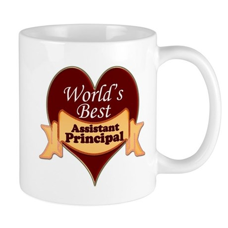 Worlds Best Assistant Principal Mugs