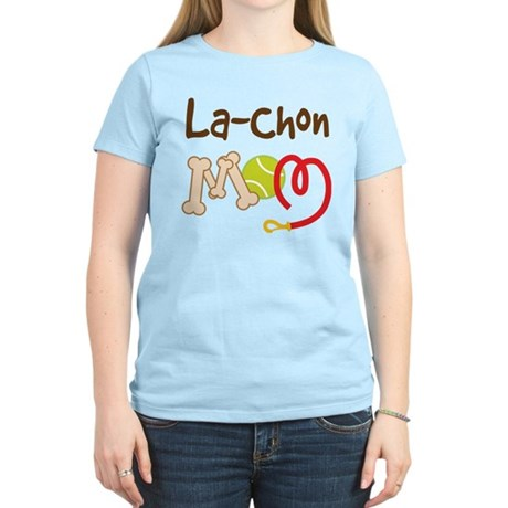 La-Chon Dog Mom Women's Light T-Shirt