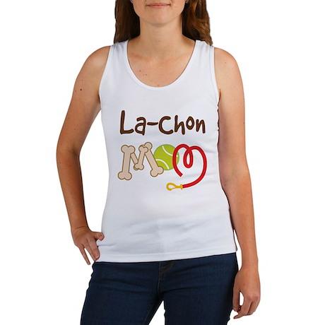 La-Chon Dog Mom Women's Tank Top