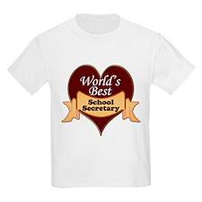 Unique World's greatest secretary T-Shirt