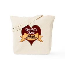 Unique Best secretary Tote Bag