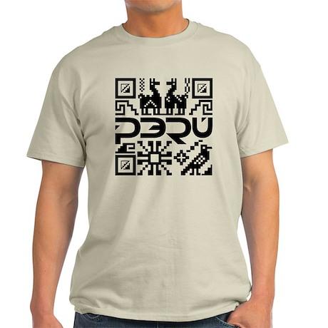 Peru Scan Light T-Shirt