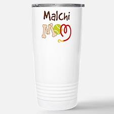 Malchi Dog Mom Travel Mug