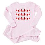 Monogram - Fiddes Women's Light T-Shirt