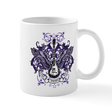 Love Dream Rock Mug