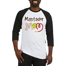 Mastador Dog Mom Baseball Jersey
