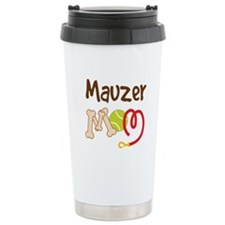 Mauzer Dog Mom Travel Mug