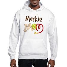 Morkie Dog Mom Hoodie