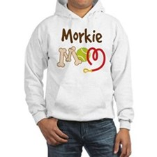 Morkie Dog Mom Jumper Hoodie