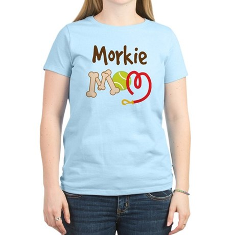 Morkie Dog Mom Women's Light T-Shirt