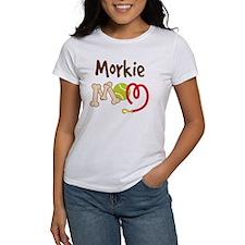 Morkie Dog Mom Tee