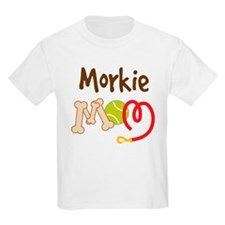 Morkie Dog Mom T-Shirt